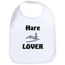 Hare Lover Bib