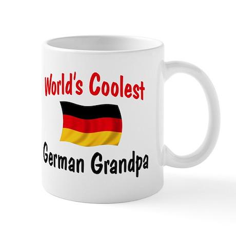 Coolest German Grandpa Mug