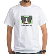Anime BT Cardigan Welsh Corgi T-Shirt