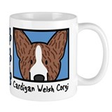 Corgi coffee mugs Small Mugs (11 oz)