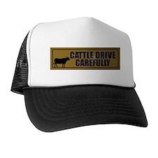 CATTLE DRIVE - Trucker Hat