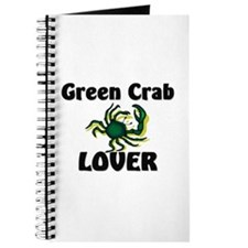 Green Crab Lover Journal