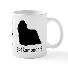 Got Komondor? Mug