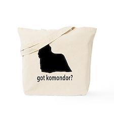 Got Komondor? Tote Bag