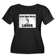 Great Blue Heron Lover T