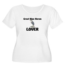 Great Blue Heron Lover T-Shirt