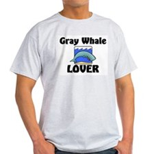 Gray Whale Lover T-Shirt