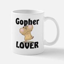 Gopher Lover Mug