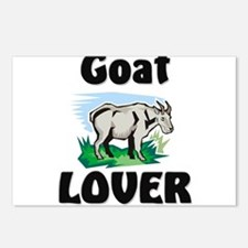 Goat Lover Postcards (Package of 8)