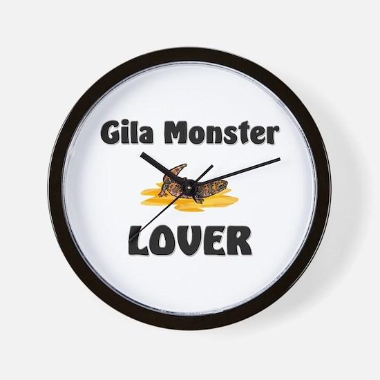 Gila Monster Lover Wall Clock