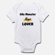 Gila Monster Lover Infant Bodysuit