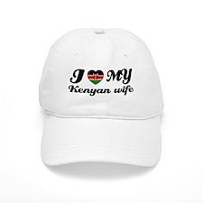 I love my Kenyan Wife Baseball Cap