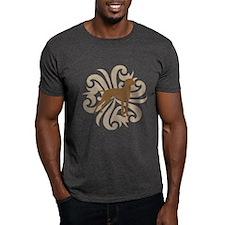 Tan & Brown Vizsla T-Shirt