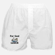 Fur Seal Lover Boxer Shorts