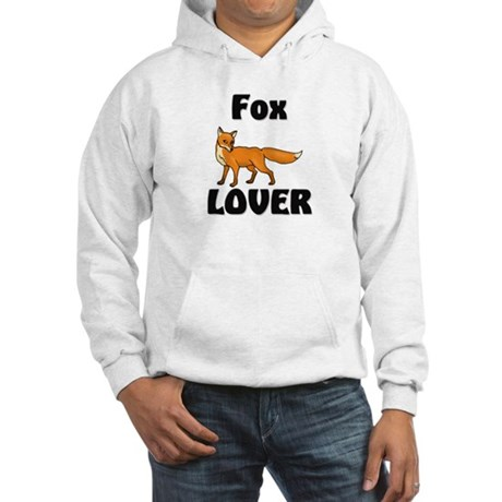 Fox Lover Hooded Sweatshirt