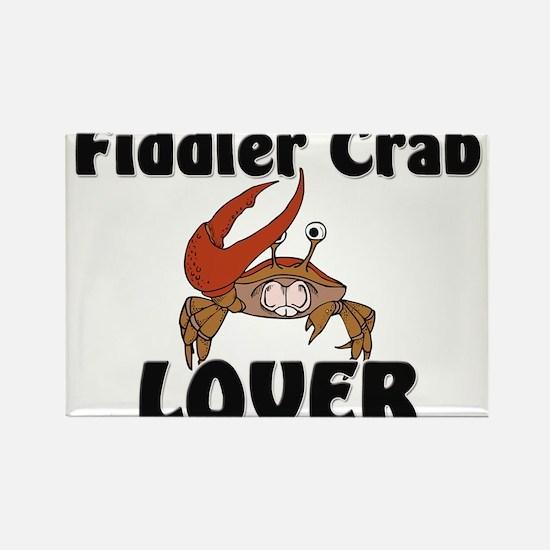 Fiddler Crab Lover Rectangle Magnet