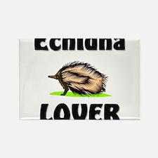 Echidna Lover Rectangle Magnet