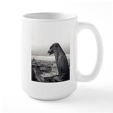 Large Notre Dame Mug
