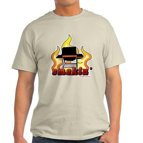 Smokin BBQ Light T-Shirt