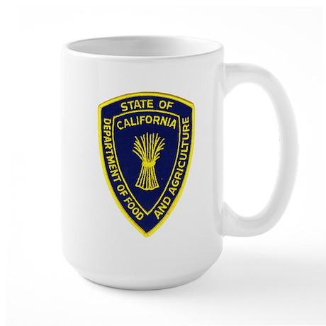 Ag Inspector Large Mug