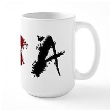 USA (Graffiti) Mug