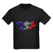 USA (Graffiti) T