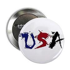 "USA (Graffiti) 2.25"" Button"