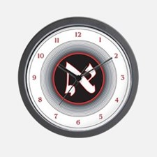 ALEPH ROUND Wall Clock