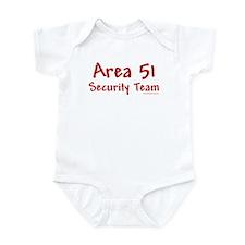 Area 51 Security Team - Infant Creeper