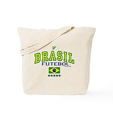 Brasil Futebol/Brazil Soccer/Football Tote Bag