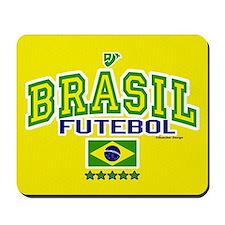 Brasil Futebol/Brazil Soccer/Football Mousepad