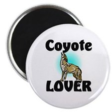 Coyote Lover Magnet