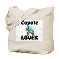 Coyote Lover Tote Bag