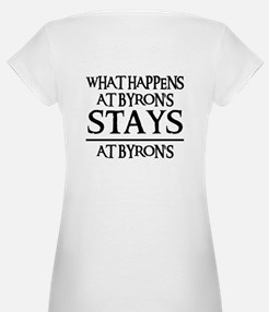STAYS AT BYRON'S Shirt