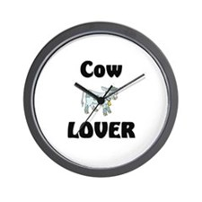 Cow Lover Wall Clock