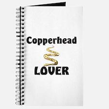 Copperhead Lover Journal