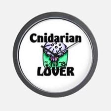 Cnidarian Lover Wall Clock