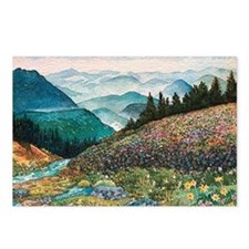 Mountain ValleyOriginal Postcards (Package of 8)