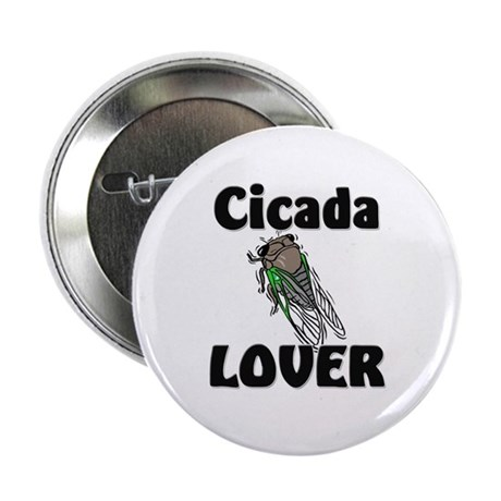 """Cicada Lover 2.25"""" Button (10 pack)"""