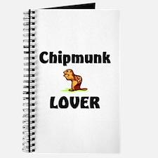 Chipmunk Lover Journal