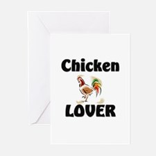 Chicken Lover Greeting Cards (Pk of 10)