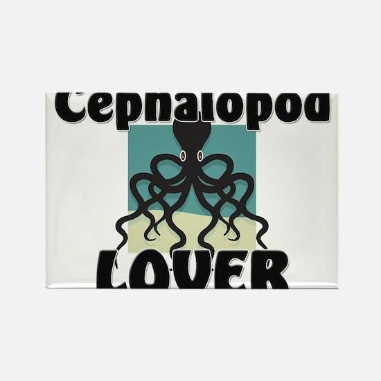 Cephalopod Lover Rectangle Magnet