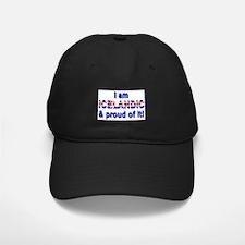 I am Icelandic & proud of it Baseball Hat