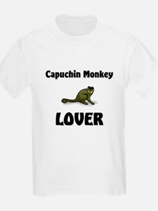 Capuchin Monkey Lover T-Shirt