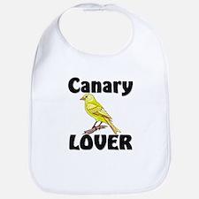 Canary Lover Bib