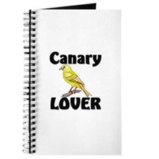 Canary Lover Journal