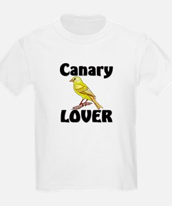 Canary Lover T-Shirt