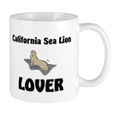 California Sea Lion Lover Mug