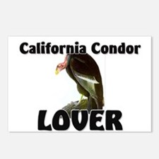 California Condor Lover Postcards (Package of 8)