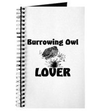 Burrowing Owl Lover Journal